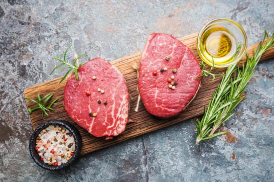 Filet de bœuf (steack)