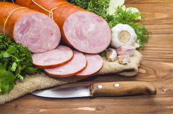 Saucisson à l'ail pur porc